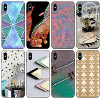 Wholesale nexus iphone online – TongTrade Tribal Triangle Aztec On Wood Case For iPhone Pro X XS Max s p s p Galaxy A80 A8S Huawei Mate Pro LG Nexus X Case