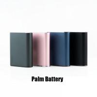 ingrosso cartuccia di qualità-Batteria ricaricabile automatica Palm 550mAh Mod batteria ricaricabile Top 510 portatile Vaporizzatore portatile per cartucce a olio spessa