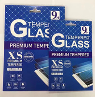 ipad clear schirmabdeckungen großhandel-9H Ausgeglichenes Glas-Schirm-Schutz-Schutz-Film für ipad 10.2 Samsung Tab A 8 9.7 10.5 2019 P200 T510 T515 S5e T720 T580 T590 mit Klein