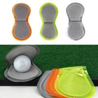 11 golf großhandel-11 x 10 cm Pocket Golfball-Reiniger Waschmaschine Frottier Golfball Tuch Club Sauberes Handtuch Accesssories