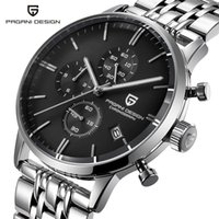 Wholesale pagani design fashion watch resale online - Fashion Casual watch men Waterproof m Simple Quartz watches Luxury Brand PAGANI DESIGN relojes hombre relogio masculino LY191213