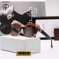 lente clara al por mayor-Nuevos hombres de moda gafas de montura óptica sin montura de metal dorado búfalo cuerno lentes transparentes gafas de sol occhiali lentes Lunette De Soleil