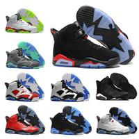 37748df2576e Cheap 6 6s CNY China Year Men s Basketball Shoes Slam Dunk Pantone GS  Pinnacle green Bugs Bunny mens sports sneakers Men