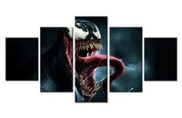 Wholesale amazing modern paintings for sale - Group buy Amazing Spider Man PiecesHome Decor HD Printed Modern Art Painting on Canvas Unframed Framed