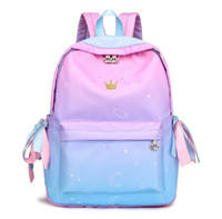 Wholesale travel bags for children resale online - Backpack Bag Children Schoolbags For Girls Primary School Book Bag Travel Bags
