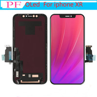 Wholesale tft lcd test resale online - Tianma For iPhone XR OLED LCD Display OEM Touch Screen Digitizer Assembly Replacement For iPhone XR TFT LCD Test No Dead Pixel