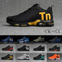 Wholesale basketball mujer for sale - Group buy 2019 Original Tn Mercurial Designer Sneakers Chaussures Homme TN Basketball Shoes Men Womens Zapatillas Mujer Mercurial TN Shoes Eur40