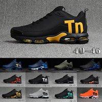 zapatos originales de diseñador al por mayor-nike Tn plus air max 2019 Original Tn Mercurial diseñador zapatillas Chaussures Homme TN zapatos de baloncesto hombres para mujer Zapatillas Mujer Mercurial TN zapatos Eur40-47