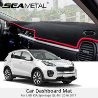 2017 Kia Sportage Accessories >> For Lhd Kia Sportage Ql 4th 2017 2016 Car Dashboard Mat Covers Mats Pad Auto Shade Cushion Interior Protector Carpet Accessories