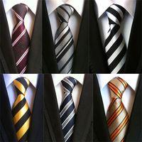 gemusterte paisley-blumenbindung groihandel-CityRhythm 94 Modell Herren Seidenkrawatte Slim Krawatte 3,15