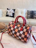 Wholesale flower embossed purse resale online - Designer Crossbody Bag Women Fashion Bag Patent Leather Purses Handbags Flower Embossed Shoulder Brand Designer High Quality