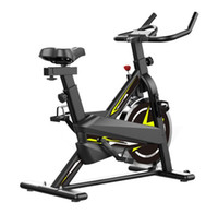 Wholesale spin bikes for sale - Group buy Source factory spinning bicycles Household bicycles silent sports bicycles Gifts for cross border sports bikes Indoor Cycling Bikes