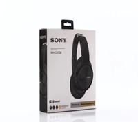 auricular inalámbrico para teléfono al por mayor-MODA Nuevo sony WH-CH700 Auricular inalámbrico Bluetooth 5.0 Auricular Auricular para teléfono con audífono SONY iPhone Xiaomi Huawei Auricular