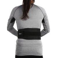 caisse de musculation gym achat en gros de-Fitness Protecteur Ceinture De Levage De Poids En Nylon EVA Squat Soutien Dorsal Bas Gymnase Musculation Haltérophilie Ceinture De Taille Squat Soutien # 628438