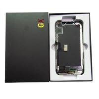 iphone сенсорный дигитайзер сенсорный полный оптовых-ЖК-экран Ремонт часть для iPhone X Soft Amodel GX - ЖК-дисплей с сенсорным экраном дигитайзер полная замена сборки