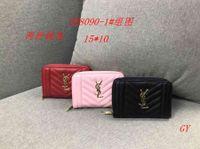 bayan fermuarlı çanta toptan satış-Moda Marka tasarımcısı kadın cüzdan fermuar cüzdan çanta kızlar için mini sikke çanta Kart paketi Bayanlar debriyaj çanta ücretsiz kargo