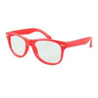 3c0f9fcfb8 lentes de gafas de sol para bebés al por mayor-11 Puro coloreado para niños