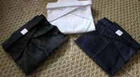 kung fu blanco negro al por mayor-3 colores UNISEX negro / azul oscuro / blanco hakama Kendo uniforme pantalones kung fu hapkido pantalones de artes marciales