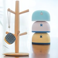 Wholesale Mosum Wireless Bluetooth Speaker Mini Protable Speakers with Selfie Control Micro USB Skin Friendly Cute Speakers good quality