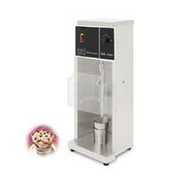 máquinas de gelo macio venda por atacado-Comercial Soft Ice Cream Shaker Mixer Liquidificador Ciclone Criador Máquina De Sorvete Mixer Especial Para Sorveteria