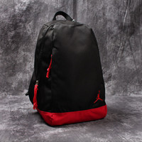neue ziegen großhandel-NEUE Sportrucksack Herrenrucksack Outdoor Bag Basketball Laufen Zurück Pack The Shot Goat schultasche