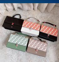 Wholesale f purse resale online - New Arrival F Brand Designer Crossbody bag For Women Fanny pack Lady Designer Bags Purse Handbags Shoulder Bags Shipping