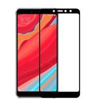xiaomi s2 toptan satış-Tam Kapak 9D Temperli Cam Ekran Portecter Için Xiao Mi Redmi S2 Xiaomi Redmi S2 için Temperli Cam Ekran Portreler Cam Filmi