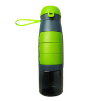 Wholesale black storage bottles for sale - Group buy Motion Water Cup Outdoor Sport Kettle Portable Plastic Cups Hydration Gear Storage Capsule Box Well Sealed Health Tasteless mtC1