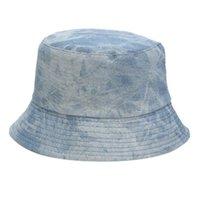 vintage cubo sombreros mujeres al por mayor-sombrero de la mujer del cubo unisex adulto Pescador sombrero de la vendimia 2020 protector solar al aire libre Mujer de Cap # Y40 unisex