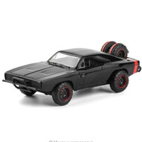 Wholesale dodge toys resale online - New JADA Fast Furious Dodge Car Model Alloy Diecast Toy Vehicles Toy Car For Children Toys Gifts