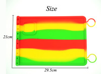 Silicone baking mat Heat resistance anti slip dab oil wax mats multipurpose