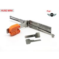 Wholesale decoder hu92 bmw for sale - Group buy Auto Smart MINI HU92 in auto pick and decoder For BMW MINI locksmith tool