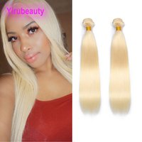 Wholesale one piece products resale online - Indian Virgin Human Hair Extensions Pieces One Set Blonde Straight Hair Wefts inch Products Double Wefts