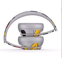 edición mp4 al por mayor-2019 nuevos Mickey 90th Anniversary Edition sol 3.0 Auriculares inalámbricos Auriculares Bluetooth Auriculares de calidad superior