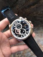 relógios cronógrafo venda por atacado-Os recém-chegados de luxo TAG Man relógios cronógrafo esporte relógio de pulso vestido de relógio de quartzo relógios de movimento automático hign qualidade