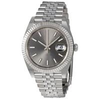 мужские наручные часы оптовых-18 цвет V3 Автоматические подметальные 2813 Механизм Часы Мужские Datejust Нержавеющая сталь