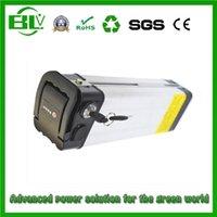 baterias de lítio china venda por atacado-Bateria de íon de lítio 36 V 16ah bateria de peixe de bicicleta elétrica ebike bateria ebike li-ion bateria enviar com 2A carregador na China navio livre de ações