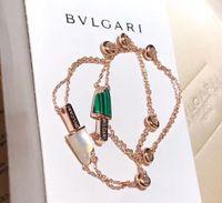 creme armband großhandel-BV Home Weiß Grün Italien frauen armband Bling Bling Eis geformt Armbänder Armreif Keine Box