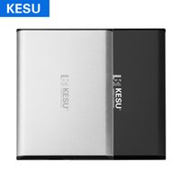 pc sabit diskler hdd toptan satış-KESU HDD 160 GB 320 GB 500 GB 1 TB USB3.0 İnce Harici Sabit Diskler Sabit Disk HD PC / Mac Masaüstü Dizüstü Xbox One, Xbox 360, PS4