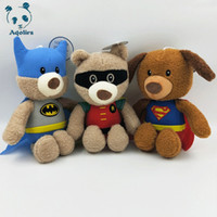 Wholesale avengers stuffed animals for sale - Group buy 2019 new plush avengers teddy bear stuffed animal simulation stuffed toy doll best plush toys for children