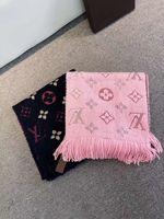 lila schal quasten großhandel-Neueste 35 cm * 180 cm Frauen Mode Design Schals frauen Winter Wolle Cashmere Schal Hohe Qualität Dicke Warme Lange Schal A33ER
