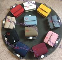 Wholesale solid cream for sale - Group buy Designer Handbags high quality Luxury Handbags Wallet Famous Brands Organ bag women bags Crossbody bag Fashion Vintage leather Shoulder Bags