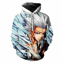 Wholesale naruto jacket for sale - Anime Naruto Cosplay Hoodies D Printed Dragon Ball Sweatshirt Pullover Jacket Fashion Unisex Tracksuit EU US Standard Size