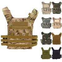 Wholesale wargame paintball for sale - Group buy Tactical Vest JPC Army Combat Airsoftsports Vest Outdoor Hunting Wargame Paintball Protective Plate Carrier Gear