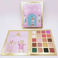 Wholesale eyshadow palette for sale - Group buy 2020 High quality New brand Christmas color eye shadow makeup palette eyshadow DHL
