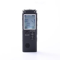 Wholesale hour voice recorder for sale - Group buy 16GB GB Voice Recorder USB Professional Hours Dictaphone Digital Audio Voice Recorder Telephone Recording WAV MP3 Player