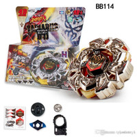 Wholesale beyblade masters toys for sale - Group buy 2018 Galaxy Pegasus Pegasis Black Hole Sun Ver Beyblade Metal Masters with Launche Spiral Spinning Steel Spirit