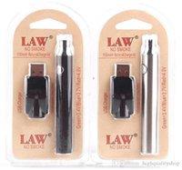 o kalem vape bud dokunmatik pil toptan satış-USB Şarj Cihazı ile Kanun Ön ısıtma VV Pil 1100mAh Vape Kalem Blister Setleri Ç Kalem Bud Dokunmatik Değişken Voltaj Vape Pil