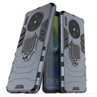 funda silicona hombre hierro al por mayor-Caja del teléfono para Huawei compañero dedo 30 sostenedor del anillo de armadura de Iron Man prueba de golpes cubierta del protector de silicona híbrido dura delgada para Huawei Mate30 Shell