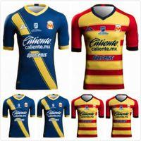 envío de dhl jerseys tailandeses al por mayor-Envío gratis de DHL Thai 2019 2020 Camisetas de fútbol de Monarcas Morelia 19 20 Camisetas de fútbol de Monarcas Morelia El tamaño se puede mezclar por lotes